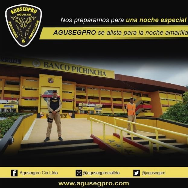 Noche amarilla 2019