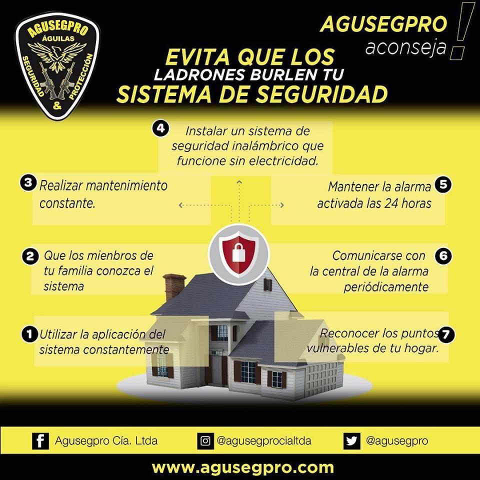 medidas de seguridad en tu hogar