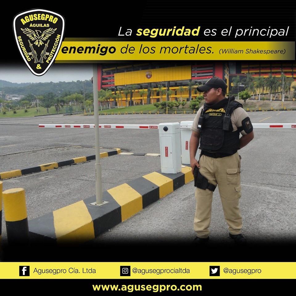 Seguridad adicional en eventos