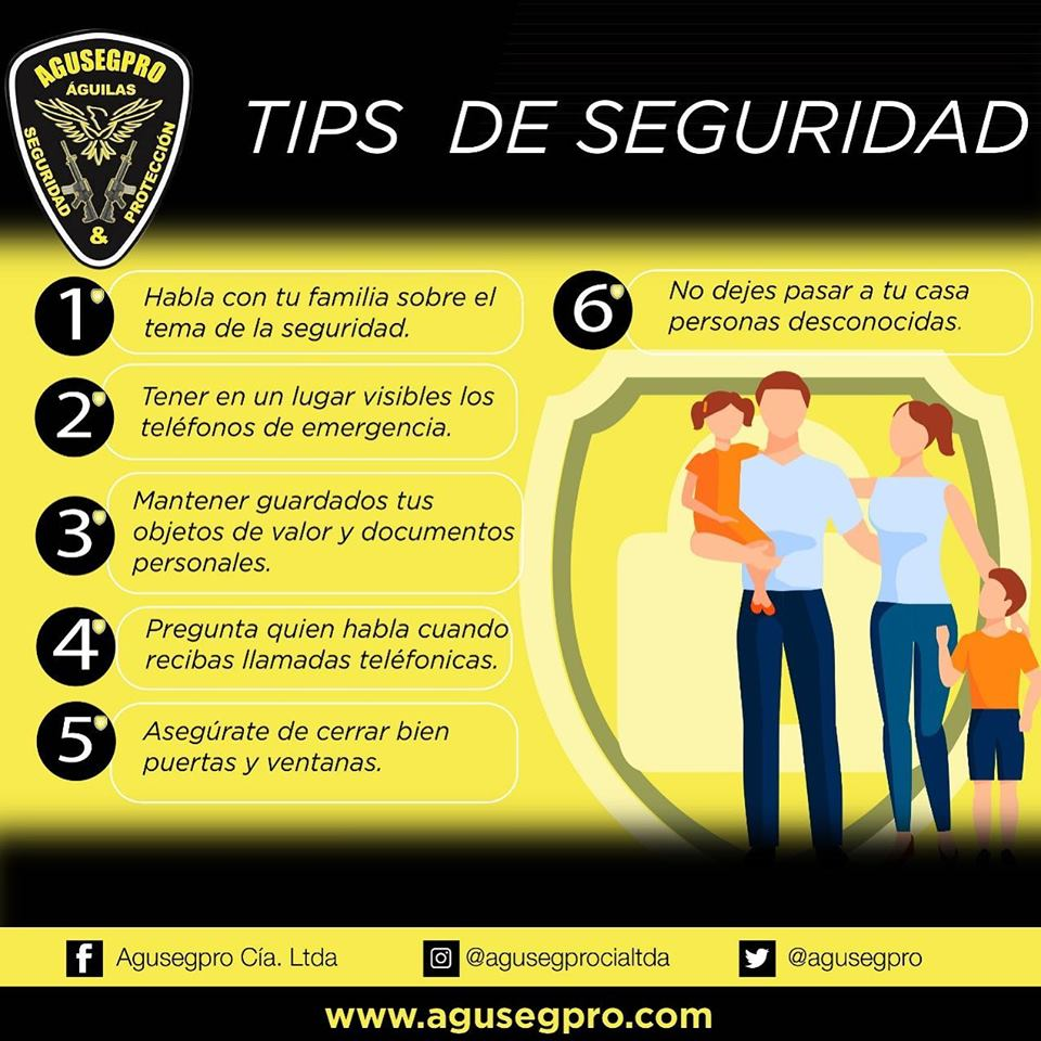 Viajes: medidas de seguridad